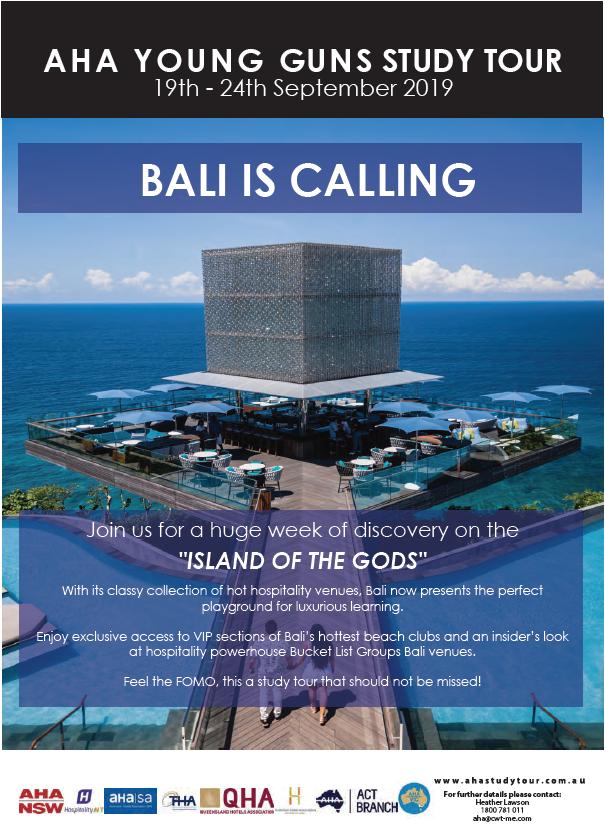 Bali Study Tour - Poster